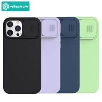 قاب سیلیکونی نیلکین آیفون 13 پرو مکس Nillkin Apple iPhone 13 Pro Max CamShield Silky silicone case