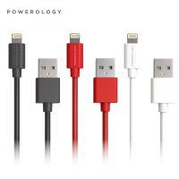 کابل لایتنینگ پاورولوجی Powerology P12BLBK Lightning cable
