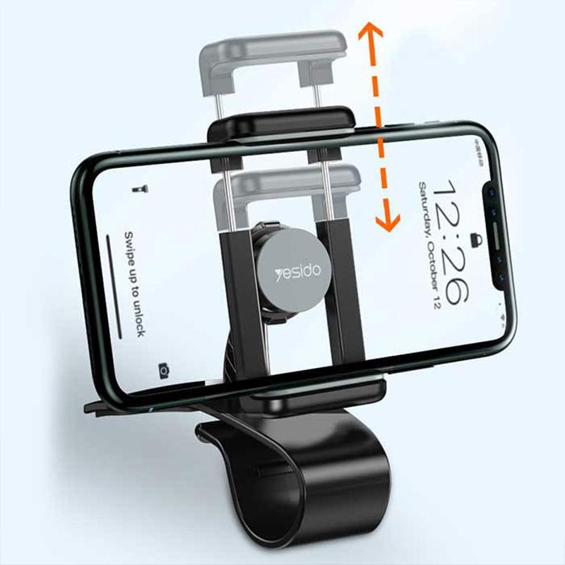 پایه نگه دارنده موبایل داخل خودرو یسیدو Yesido C103 Car Holder Dashboard